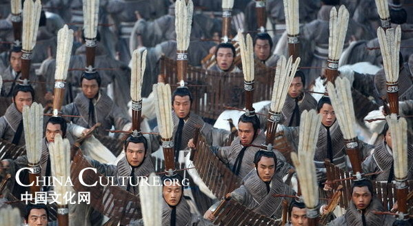 Cultural icons in Beijing Olympics opening ceremony