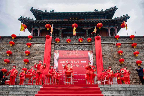 金蛇狂舞闹新春_Sharing China - Happy Chinese New Year Photo Contest 2020