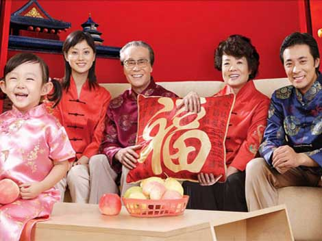 Chinese culture traditions dating