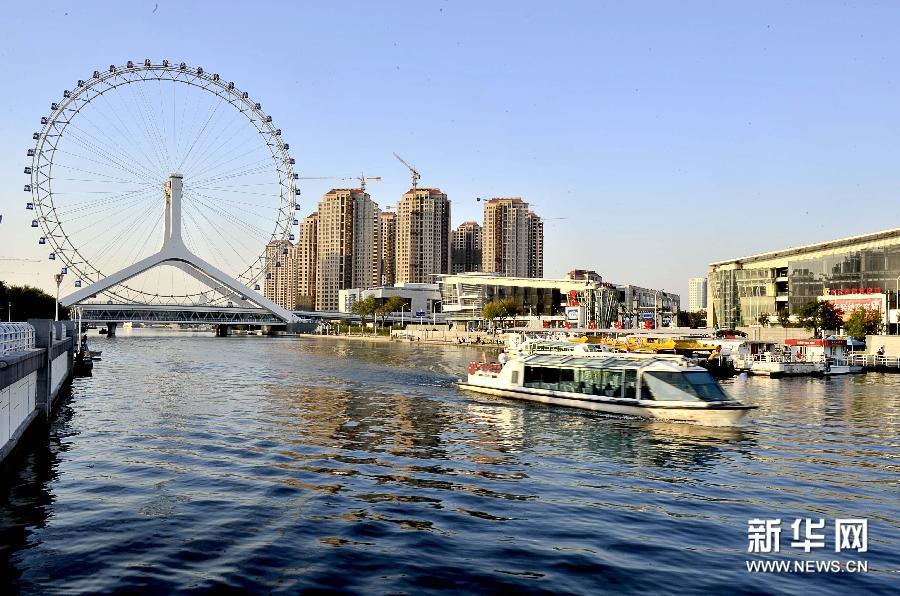 Tianjin develops Grand Canal cultural tourism