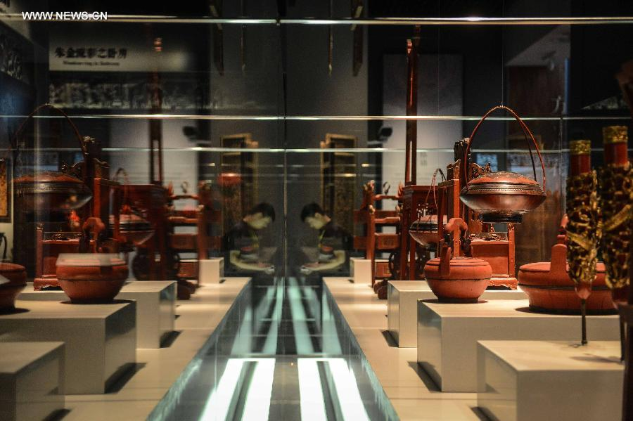 China Woodcarving Museum in Dongyang to open
