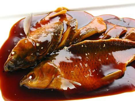 Рыба по китайски рецепт