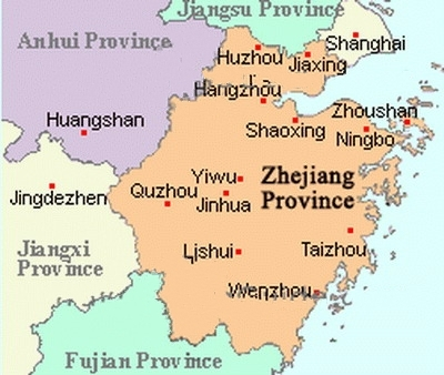 Basic Info About Shaoxing - Shaoxing map